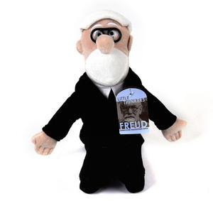 Sigmund Freud Soft Toy - Little Thinkers Doll Thumbnail 3