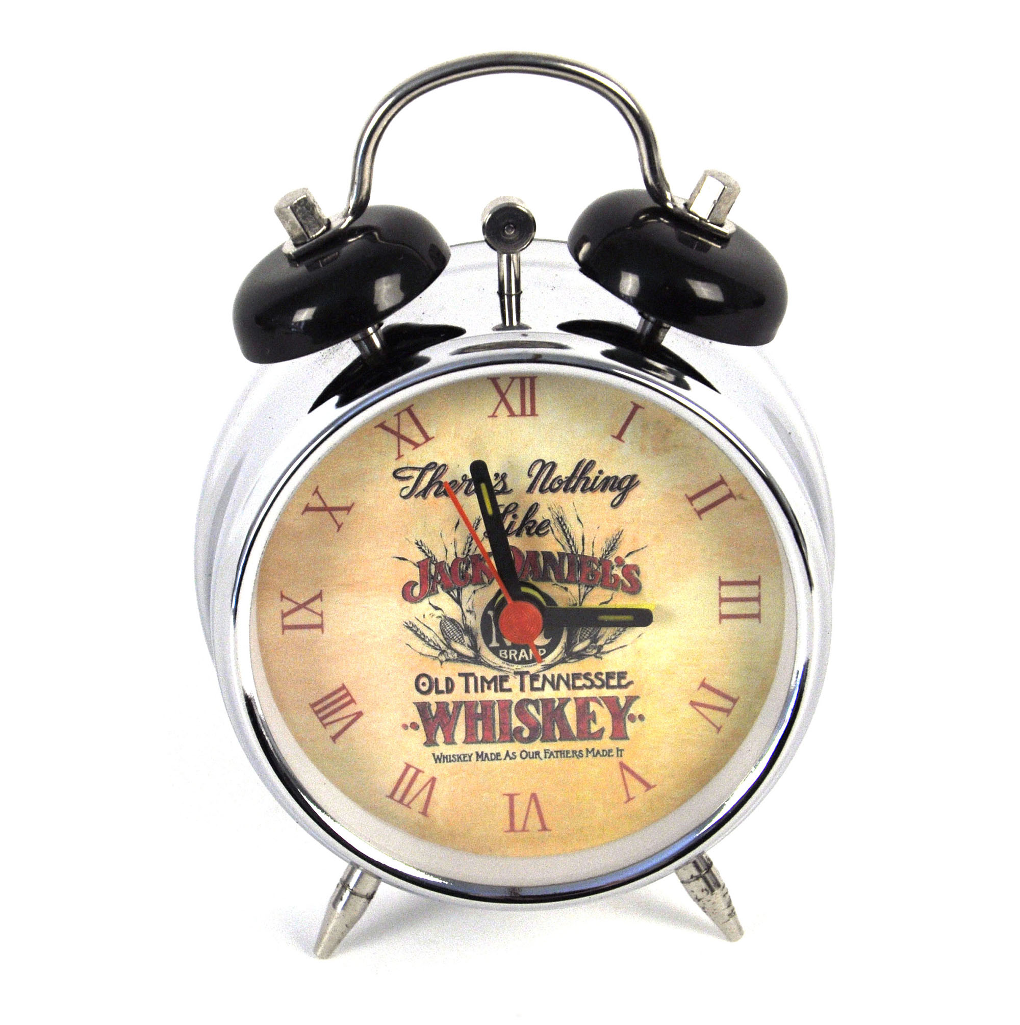 Jack Daniels Old Tennessee Alarm Clock Small