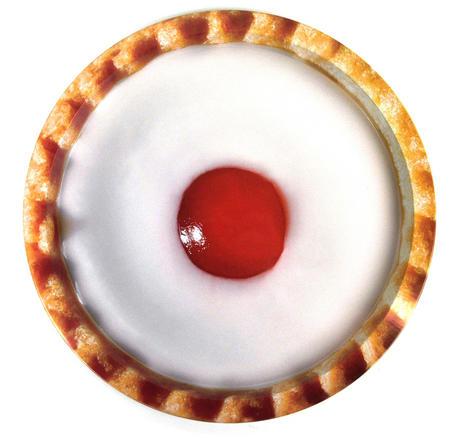 Cherry Pie Tray