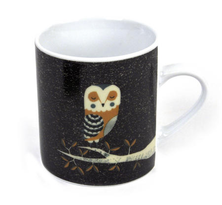 Owl - Dusk Wildlife Magpie Mug