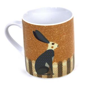 Rabbit - Dusk Wildlife Magpie Mug Thumbnail 2
