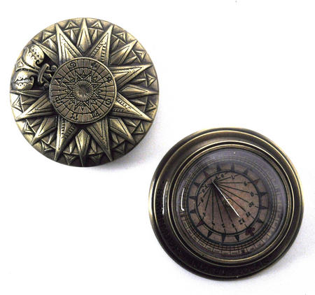 Solar Compass - Hemispherium Antique Scientific Instument