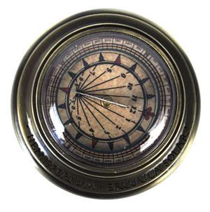 Solar Compass - Hemispherium Antique Scientific Instument Thumbnail 2
