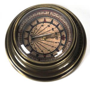 Solar Compass - Hemispherium Antique Scientific Instument Thumbnail 4