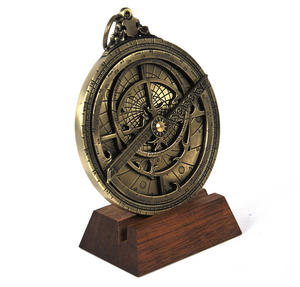 Astrolabe - Hemispherium Antique Scientific Instument Thumbnail 6