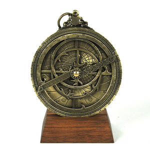 Astrolabe - Hemispherium Antique Scientific Instument Thumbnail 7