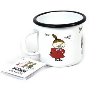 Little My - Moomin Muurla Enamel Mug Thumbnail 2