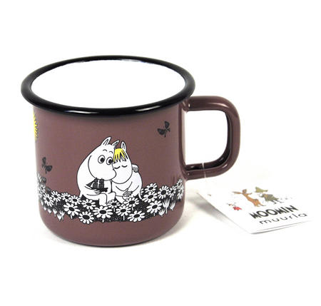 Moomin Love - Moomin Muurla Enamel Mug