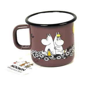 Moomin Love - Moomin Muurla Enamel Mug Thumbnail 2