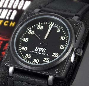 Dark Room Timer Retro Wristwatch