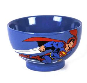 Superman Kitchen Bowl Pink Cat Shop