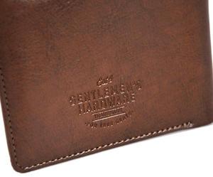 Fortune Favours The Brave' Gentlemen's Wallet Thumbnail 1