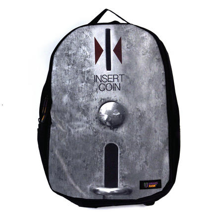 Coin Slot Backpack