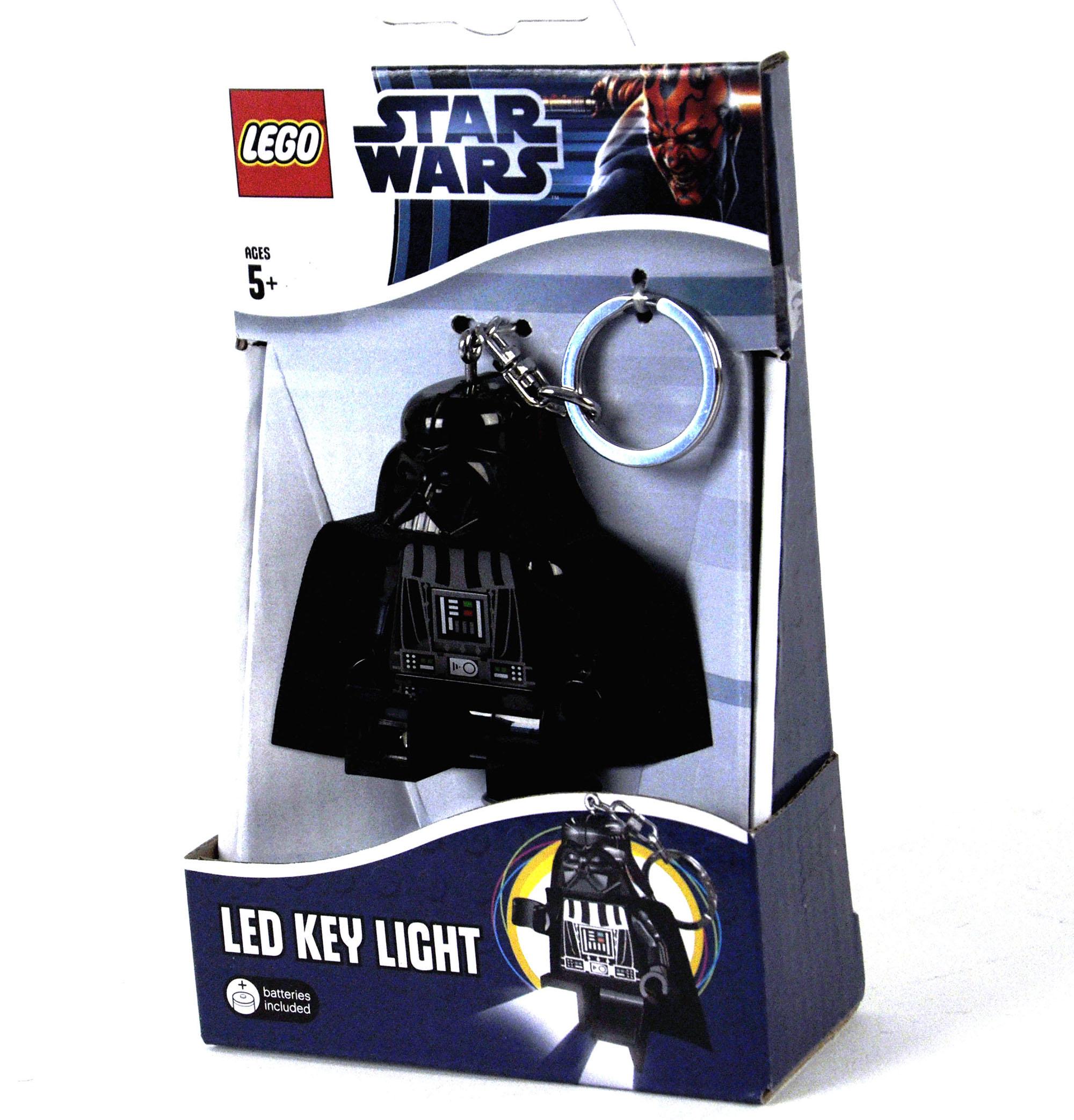 Star Wars Darth Vader Lego Keyring 4895028507411 | eBay