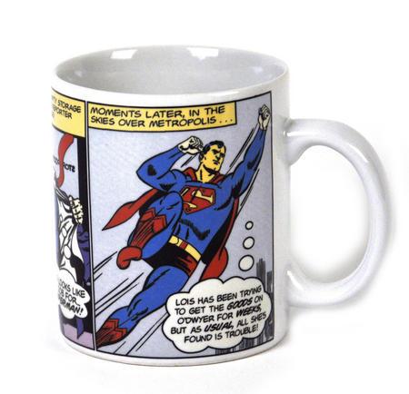 A Job For Superman -  Clark Kent Mug