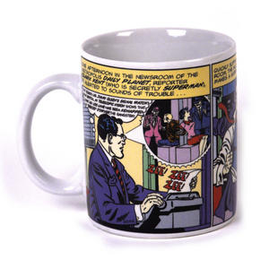 A Job For Superman -  Clark Kent Mug Thumbnail 3