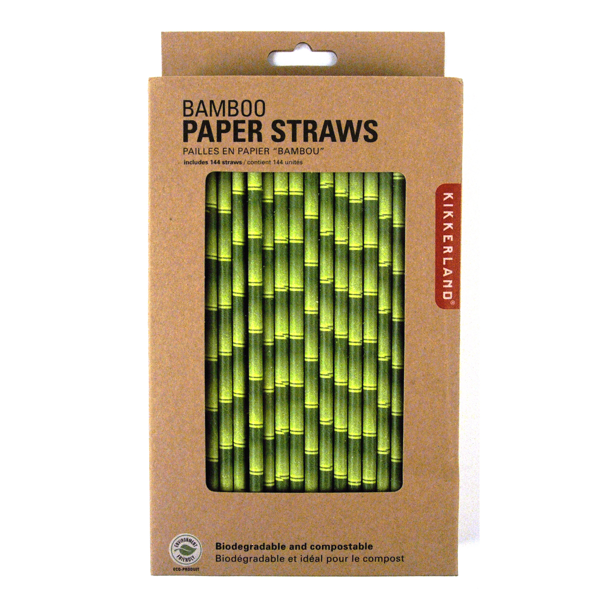 Paper Bamboo Straws Bamboo Paper Straws