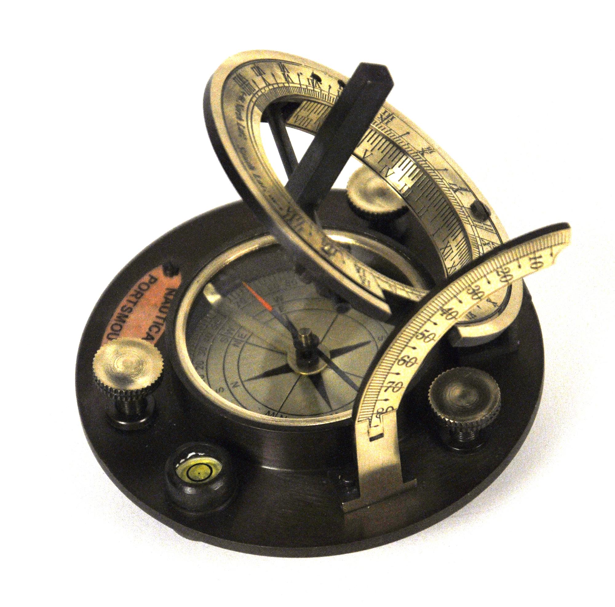 Schiffs sonnenuhr kompass die portsmouth sonnenuhr ebay for 11975 sunshine terrace
