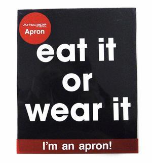 Eat It Or Wear It Apron