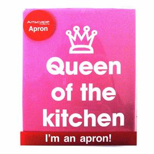 Queen Of The Kitchen Apron Thumbnail 1