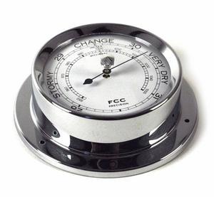 Classic Chrome Barometer 110Mm 1506Bch Thumbnail 3