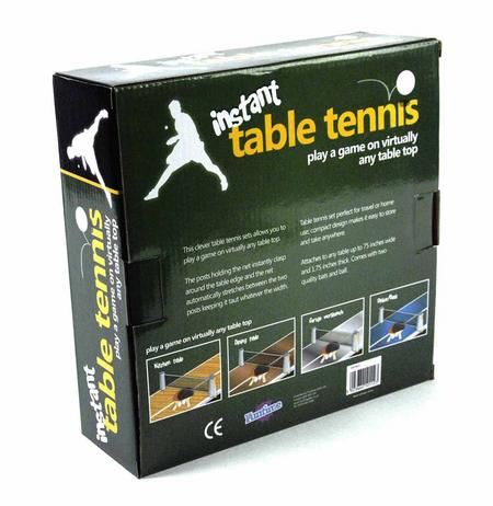 Instant Indoor Table Tennis
