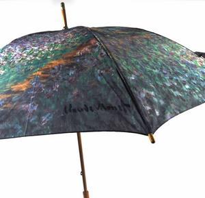 Monet's Garden Walker Umbrella