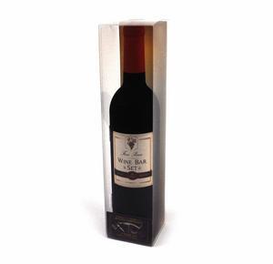 5 Piece Wine Bottle Bar Set Thumbnail 3