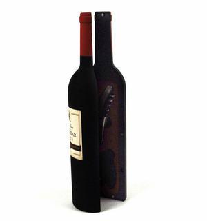 5 Piece Wine Bottle Bar Set Thumbnail 4