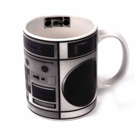 Ghettoblaster Mug