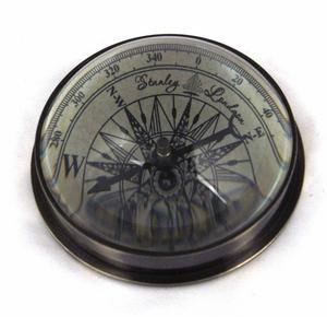 Marine Directional Compass Domed Paperweight Thumbnail 4