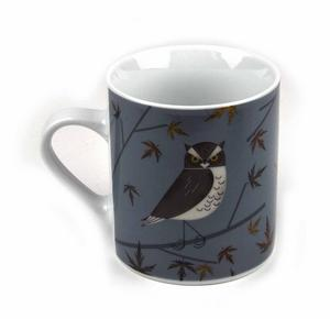 Owl - Forest Friends Magpie Mug Thumbnail 1