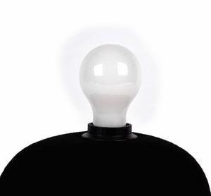 Lightheaded - Bowler Hat With Built In Light Bulb Lamp Thumbnail 5