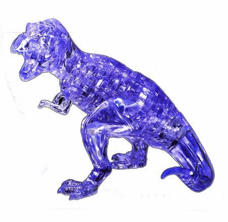 3D Crystal Puzzle - T Rex