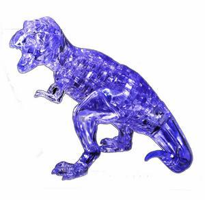 3D Crystal Puzzle - T Rex Thumbnail 1