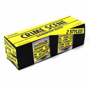 Crime Scene Food Bags - Quarantine & Crime Scene Thumbnail 2