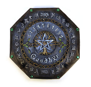 Ouija Board - Gothic Deluxe With Plate Glass Thumbnail 2