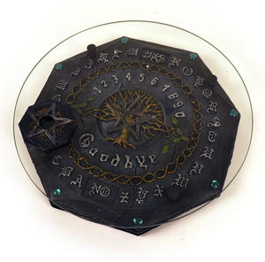 Ouija Board - Gothic Deluxe With Plate Glass Thumbnail 5