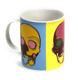 Pop Art Skull Mug Thumbnail 1