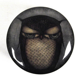 Santoro Trinket Tin Owl Thumbnail 2