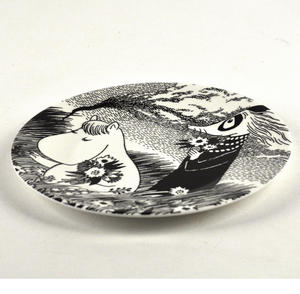Moomin Dessert Plate A Beautiful Day Thumbnail 2