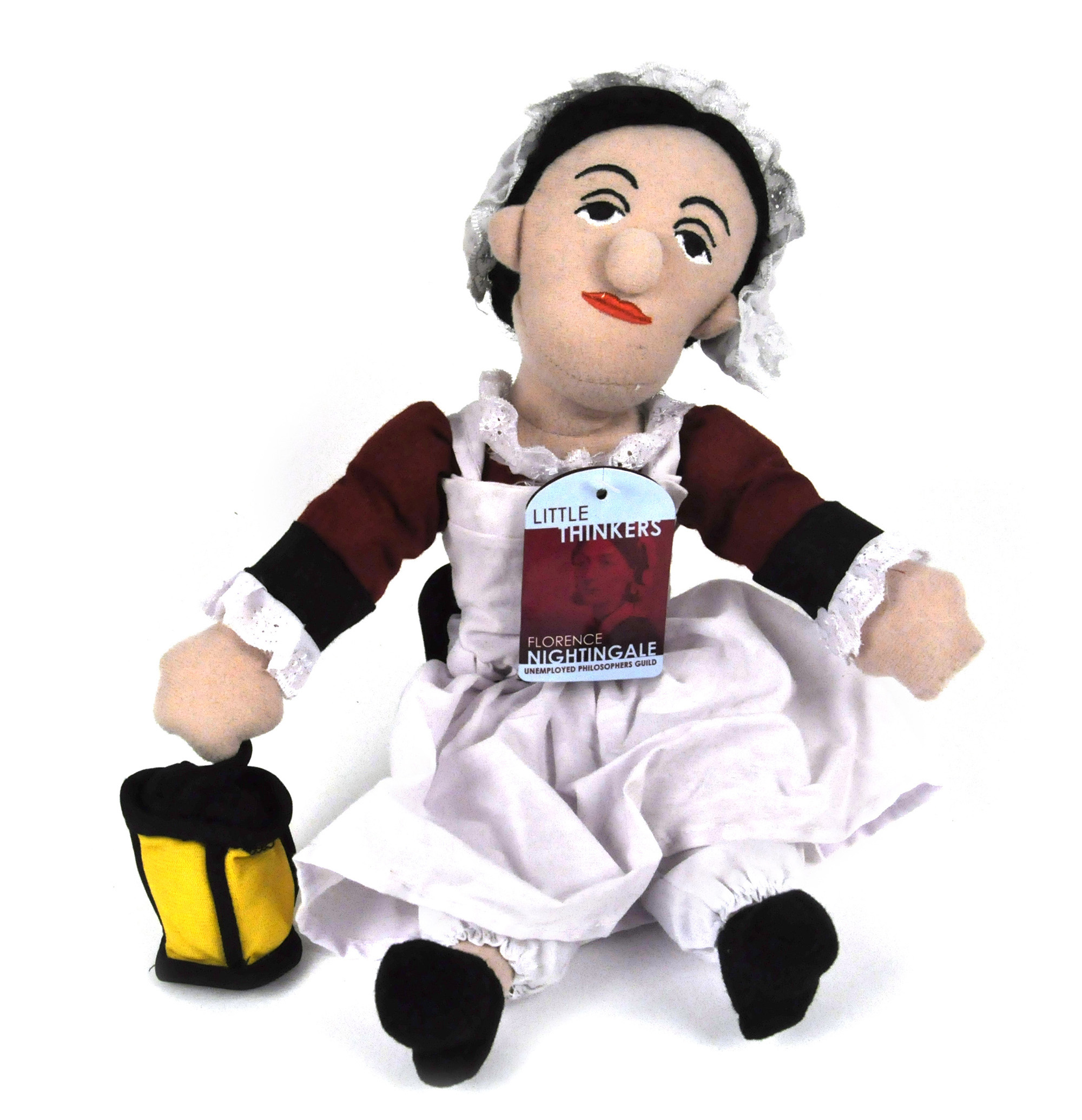 Details about Florence Nightingale - Little Thinkers Doll