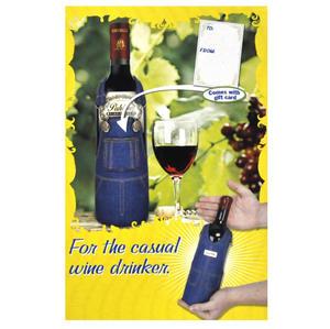 Vinderalls / Vinderhosen - Dungarees For Casual Wine Drinking Thumbnail 3