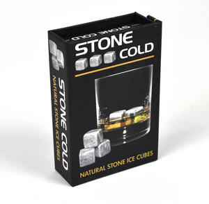 Stone Cold - Natural Stone Ice Cubes Thumbnail 1