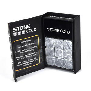 Stone Cold - Natural Stone Ice Cubes Thumbnail 2