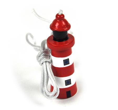 Lighthouse Pull Cord 7cm - Random Colours