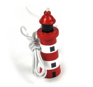 Lighthouse Pull Cord 7cm - Random Colours Thumbnail 1