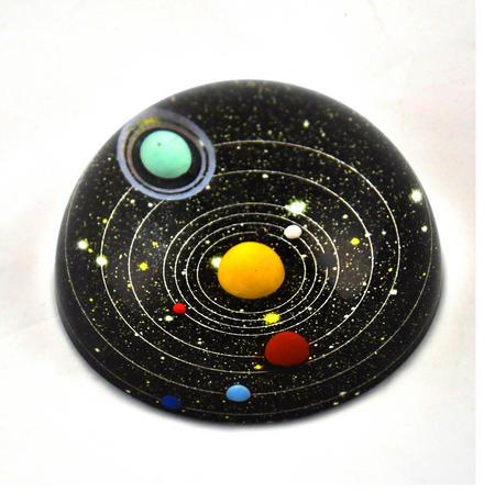 Planetarium Paper Weight