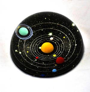 Planetarium Paper Weight Thumbnail 4