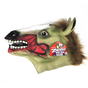 Zombie Horse - Lifesize Head Mask Thumbnail 4